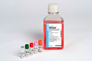 MEGM<sup>TM</sup> Mammary Epithelial Cell Growth Medium BulletKit<sup>TM</sup>