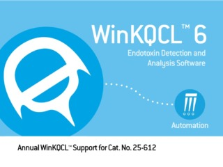 Annual WinKQCL<sup>TM</sup> Support for Cat. No. 25-612