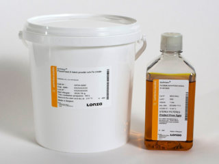 PowerFeed<sup>TM</sup> A – Chemically Defined and Protein-free Powder kit 50 L